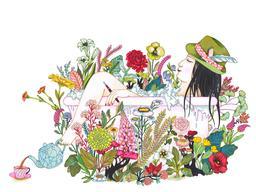 Mes baignoires chéries / Emmanuelle Houdart   Houdart, Emmanuelle (1967-....). Illustrateur