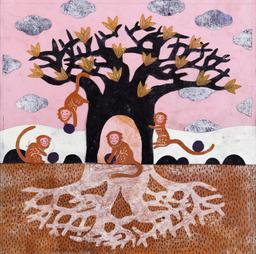 D'un arbre à l'autre | Alibeu, Géraldine (1978-....). Illustrateur