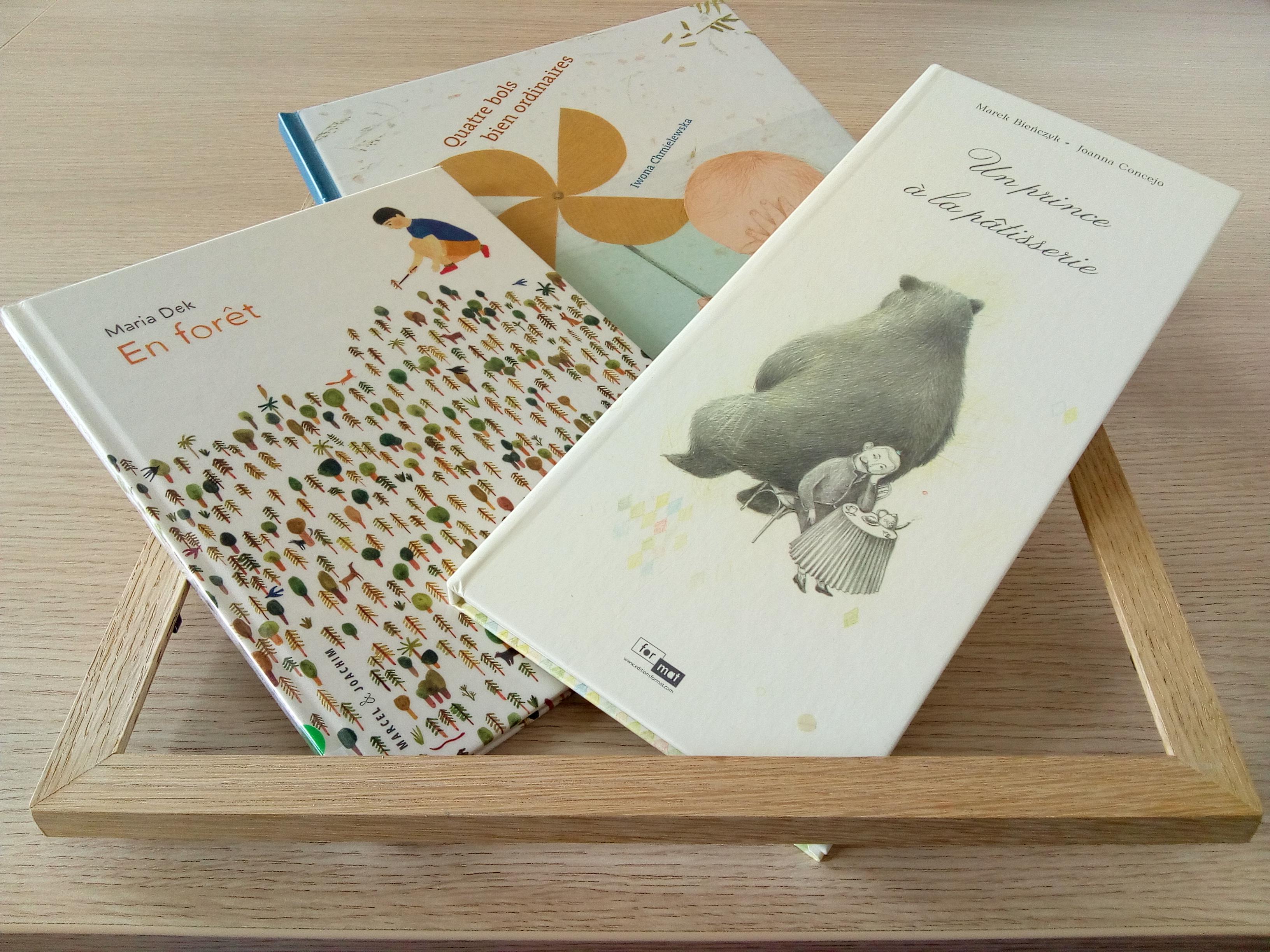 Un après-midi pour explorer le graphisme polonais dans les albums pour enfants |