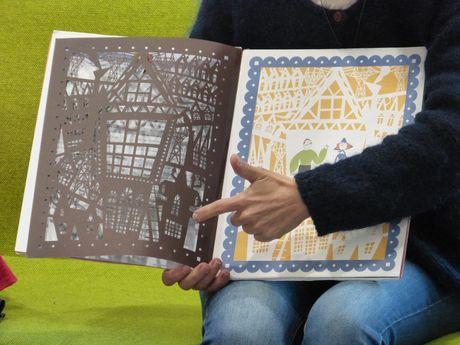 Atelier de découverte de l'univers des illustrateurs de l'appel à projet Partir en livre 2022 |