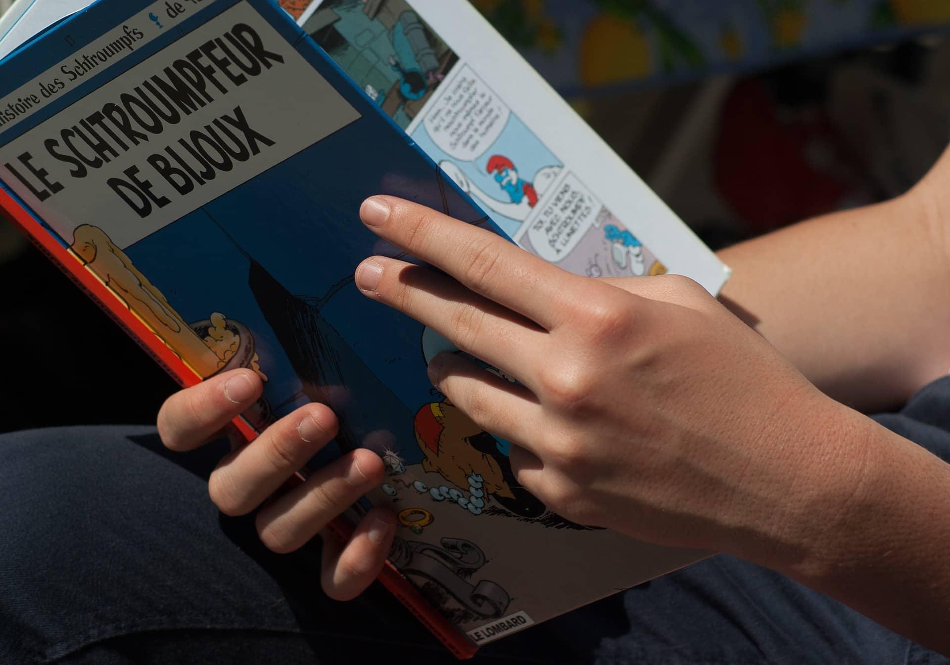 Mise en valeur et médiation de la bande dessinée |