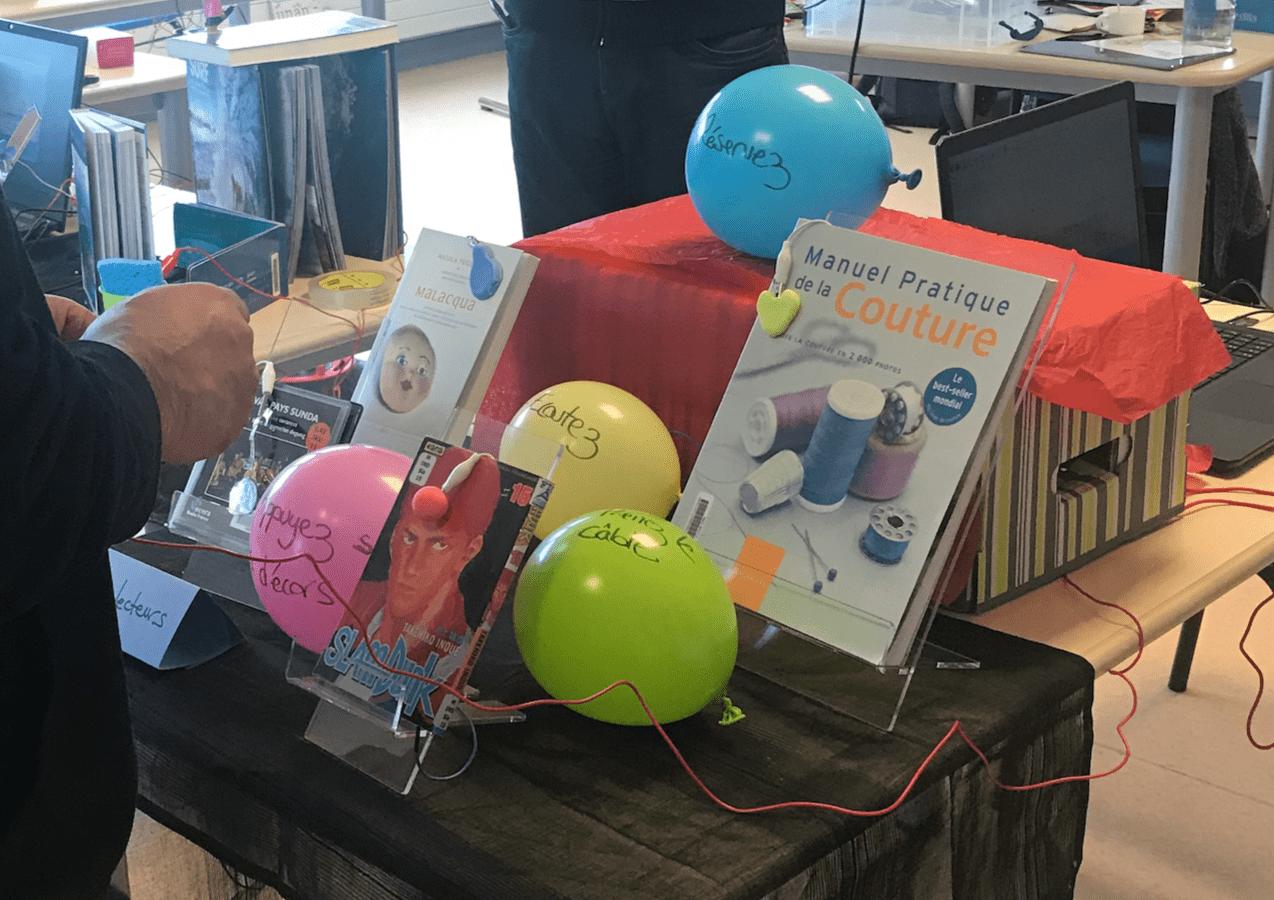 Le numérique créatif et participatif en bibliothèque |