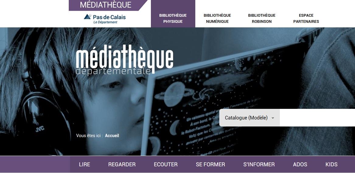 Promouvoir les ressources de la bibliothèque numérique |